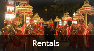 Wedding & Event Accessories Rental Service in East, West Delhi